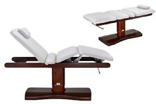 TABLE MASSAGE SOIN ELECTRIQUE 3 MOTEURS ECOLE HOTEL SPA ESTHETIQUE KINE MEDICAL