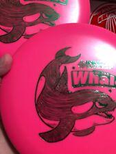 New! iNnova P@iR PiNk Kc Pro (firm) Whale w/ Green stamp @ 175 disc golf