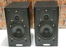 Pair Of Ruark Acoustics Epilogue Bi-Wire Vintage Bookshelf Loudspeakers