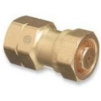 Western # 317 Acetylene Cylinder Adapter CGA 520 to CGA 510