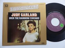 Music in Gold 13 JUDY GARLAND Over the rainbow 2S006 85378    RTL