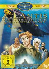 Atlantis - Das Geheimnis der verlorenen Stadt - Special Collection - DVD