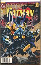 Batman 1940 series # 501 UPC code near mint comic book