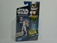 2010 Hasbro CLONE COMMANDER CODY Star Wars The Clone Wars Action Figure #CW03