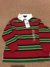 Polo Ralph Lauren Boys' Long Sleeve Sleeve Collared T-Shirts & Tops (2-16 Years)