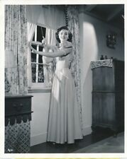 MARSHA HUNT Original CANDID Hollywood Home Vintage '43 MGM Studio Portrait Photo