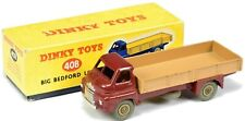 DINKY TOYS 408 * BIG BEDFORD LORRY  * 1:43 * 1956 * ORIGINAL & OVP