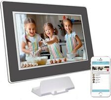Photospring PS101-32-1 32GB 10-inch IPS WiFi Touchscreen Digital Photo Frame...