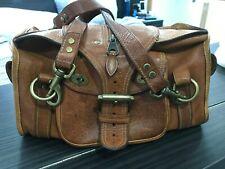 Genuine Mulberry Emmy Handbag Oak Leather Ladies Good Condition Rare