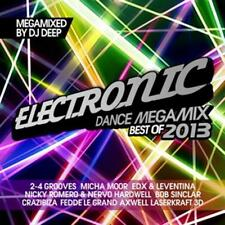 Various - Electronic Dance Megamix-Best of 2013