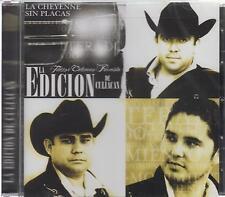 La Edicion De Culiacan CD NEW La Cheyenne Sin Placas Movimiento Alterado
