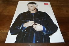 PAUL WELLER - Mini poster couleurs 4 !!!!!!!!!!!!!!!