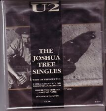 "U2 U 2 ""The Joshua Tree Singles"" 4 x 7 Inch Vinyl in Plasticbag EXTREM RARE"