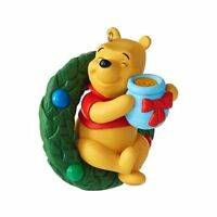 A Hunny of a Holiday 2013 Hallmark Disney Winnie the Pooh Christmas Ornament Bow