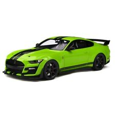 Ford Mustang Shelby GT500 2020 Green 1/18 - GT803 GT SPIRIT