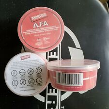 """Masters LLFA Emergency Repair Tape Seal 1"""" x 12' compression putty R1-5-8A12 LOT"""