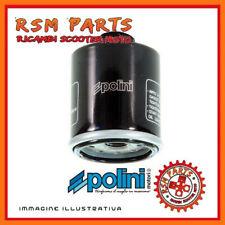 6629783 Filtro olio Polini metallo d 52x70 mm Gilera Nexus IE E3 300 08/13