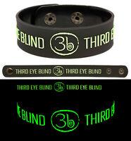 Third Eye Blind wristband rubber bracelet glow in the dark
