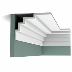 C393 Contemporary Coving or LED Lighting Moulding