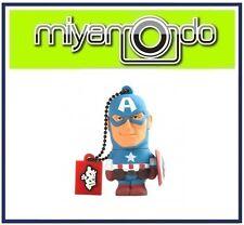 Original TRIBE Captain America 16GB USB Drive Thumb Drive Pen Drive Flash Drive