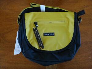 Sherpani Milli Yellow Green Tea Crossbody Purse Shoulder Bag - NEW with Tags