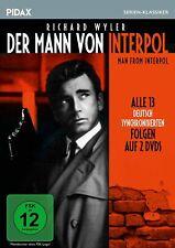 Der Mann von Interpol - Alle 13 Folgen der Kult-Serie (Pidax Serien-Klassiker)