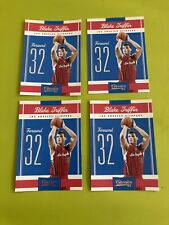 2010-11 Classics #22 - Blake Griffin - Los Angeles Clippers lot of 4