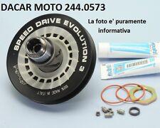 244.0573 KIT PULEGGIA ALLUMINIO POLINI APRILIA  SR 50 R-FACTORY (Motore Piaggio)