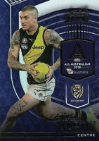 2019 SELECT DOMINANCE DUSTIN MARTIN ALL AUSTRALIAN #AA8 RICHMOND TIGERS CARD