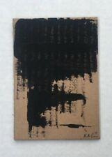 No.24 Original Abstract Minimalist Painting by K.A.Davis!