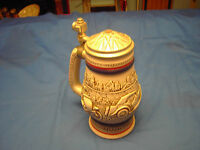 AVON 543833   Automobile Theme Lidded Stein