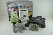 Nintendo 64 Console Mario Pack Boxed - Nintendo 64 - N64