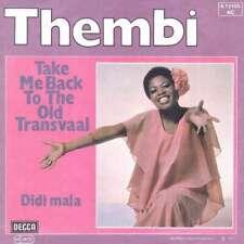 "Thembi Take Me Back To The Old Transvaal 7"" Single Vinyl Schallplatte 20528"
