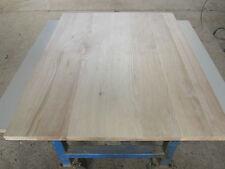 Tischplatte Esche (€ 99,80/lfm.) 20x800x1000mm Leimholzplatte Massivholz Platte