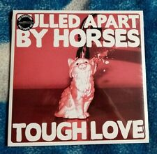 PULLED APART BY HORSES TOUGH LOVE 2012 UK LP + CD TRANS 134X  ,NEW SEALED