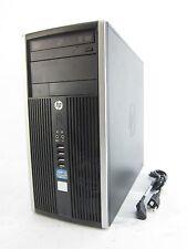 HP Compaq Pro 6200 Intel Core i3-2100 @ 3.10GHz 4GB RAM 500GB HDD RW