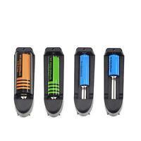 EU Universel Chargeur Pour 3.7V 18650 16340 14500 Li-ion Rechargeable Batteries