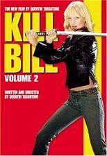 Kill Bill 2  DVD Uma Thurman, David Carradine, Michael Madsen, Daryl Hannah, Luc