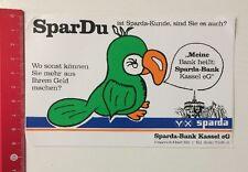 Aufkleber/Sticker: SparDu Sparda-Bank Kassel EG (290416166)