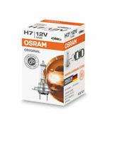 OSRAM H7 12V 55W PX26d Halogen Car Headlight Headlamp Dipped Fog Bulb [64210]