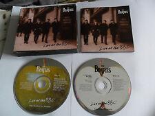The BEATLES - Live At The BBC (2CD FAT BOX 1994) HOLLAND Pressing