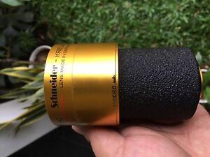 Schneider Kreuznach Cinelux Ultra 60mm f2 modified to Nikon f-mount