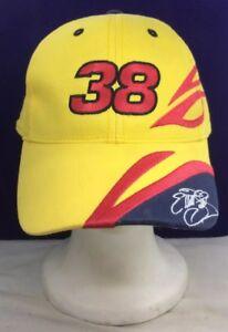 ELLIOT SADLER #38 NASCAR M&M'S HAT CAP