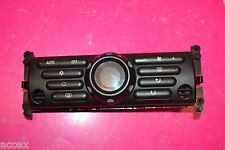 MINI ONE COOPER R50 1.6 (1598cc)  A/C & HEATER CONTROL SWITCH PANEL 1502216