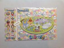 Disneyland Resort 2017 Eggstravaganza Easter Egg Hunt - Disneyland Map