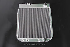 NEW 3 ROWS/TRI CORES 1964-1966  Ford Mustang V8 ALUMINUM RADIATOR