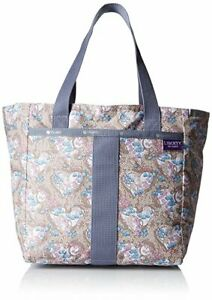 LeSportsac Women's Liberty X Essential Small Everyday Tote Bag in Amy Jane Lilac