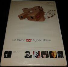 NEUF SCELLE RARE DVD PROMO AVEC RENAUD DAFT PUNK QUEEN JEAN LOUIS AUBERT........