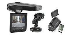 MINI TELECAMERA VIDEOREGISTRATORE DVR AUTO HD MONITOR LCD 2.5 6LED 720P MINI DVR
