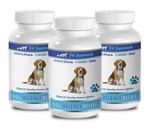 skin care for dogs with allergies - DOG ALLERGY RELIEF - immune system dog 3B